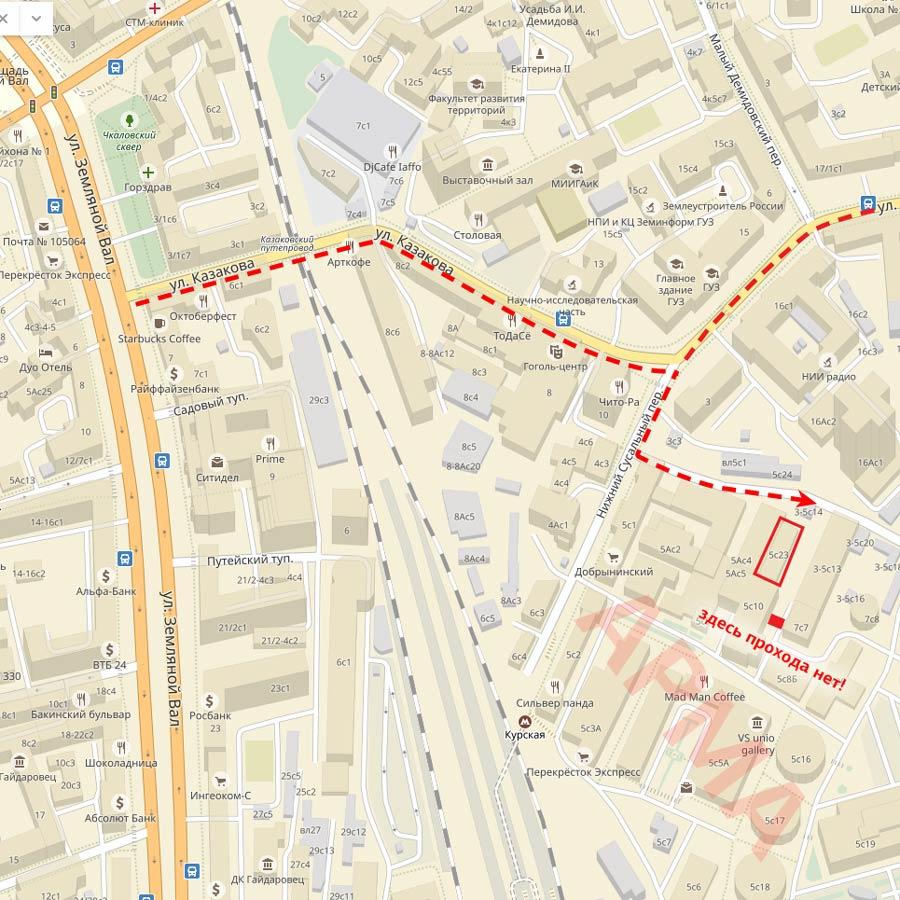 LAVSIT_Map_car