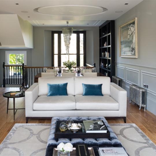 Дизайнерский диван на заказ, ручной работы