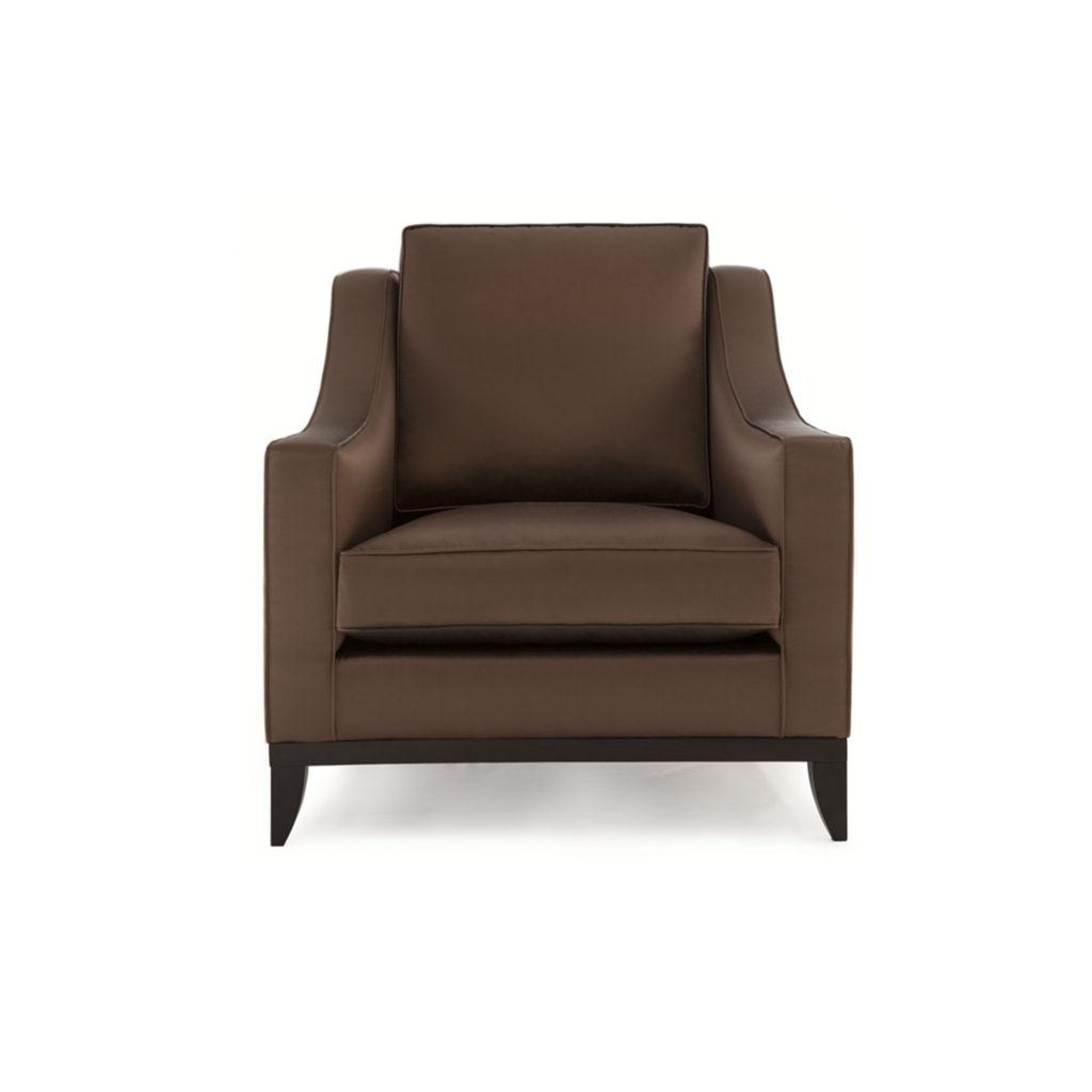 Комфортное глубокое кресло Майк в современном стиле