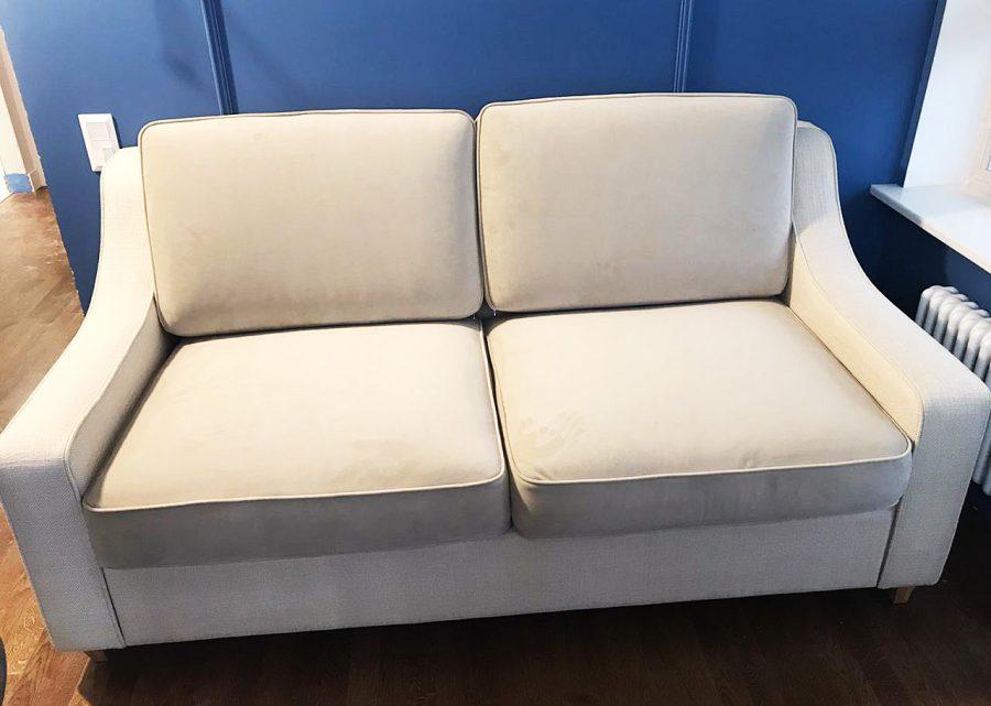 Элегантный раскладной диван в американском стиле