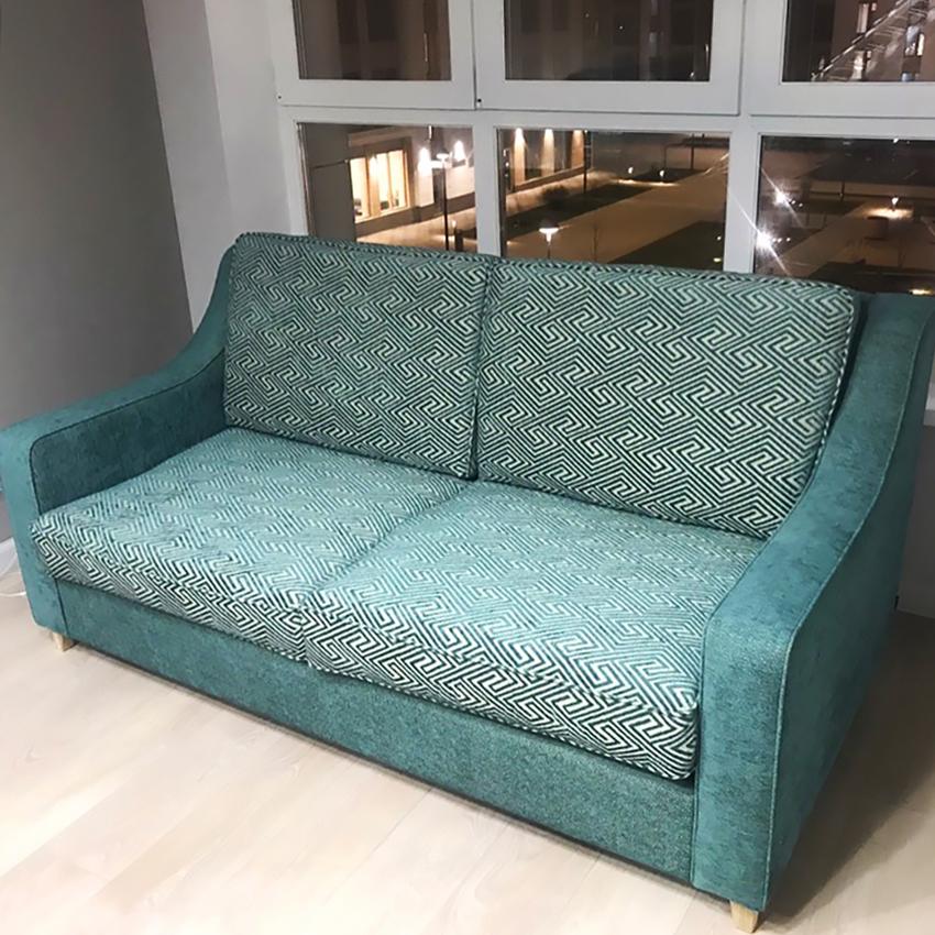 раскладной диван в американском стиле