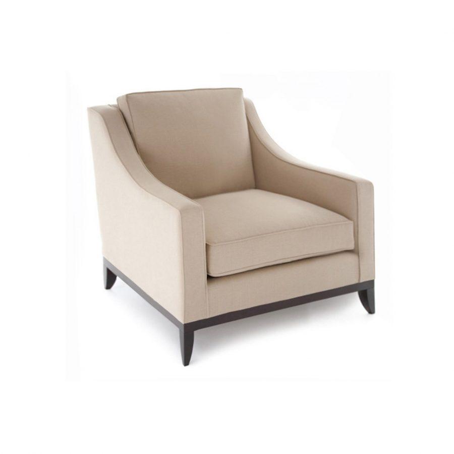 Стильное кресло в американском стиле Майк