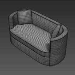 3д модели диванов лавсит