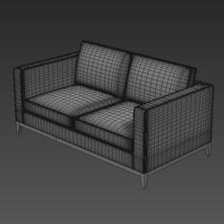 3д модели диванов