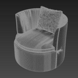 Lavsit_Modest_3D_modern_krugloe_povorotnoe_model