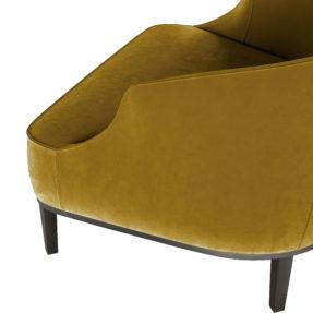 Дизайнерское мягкое кресло для отдыха