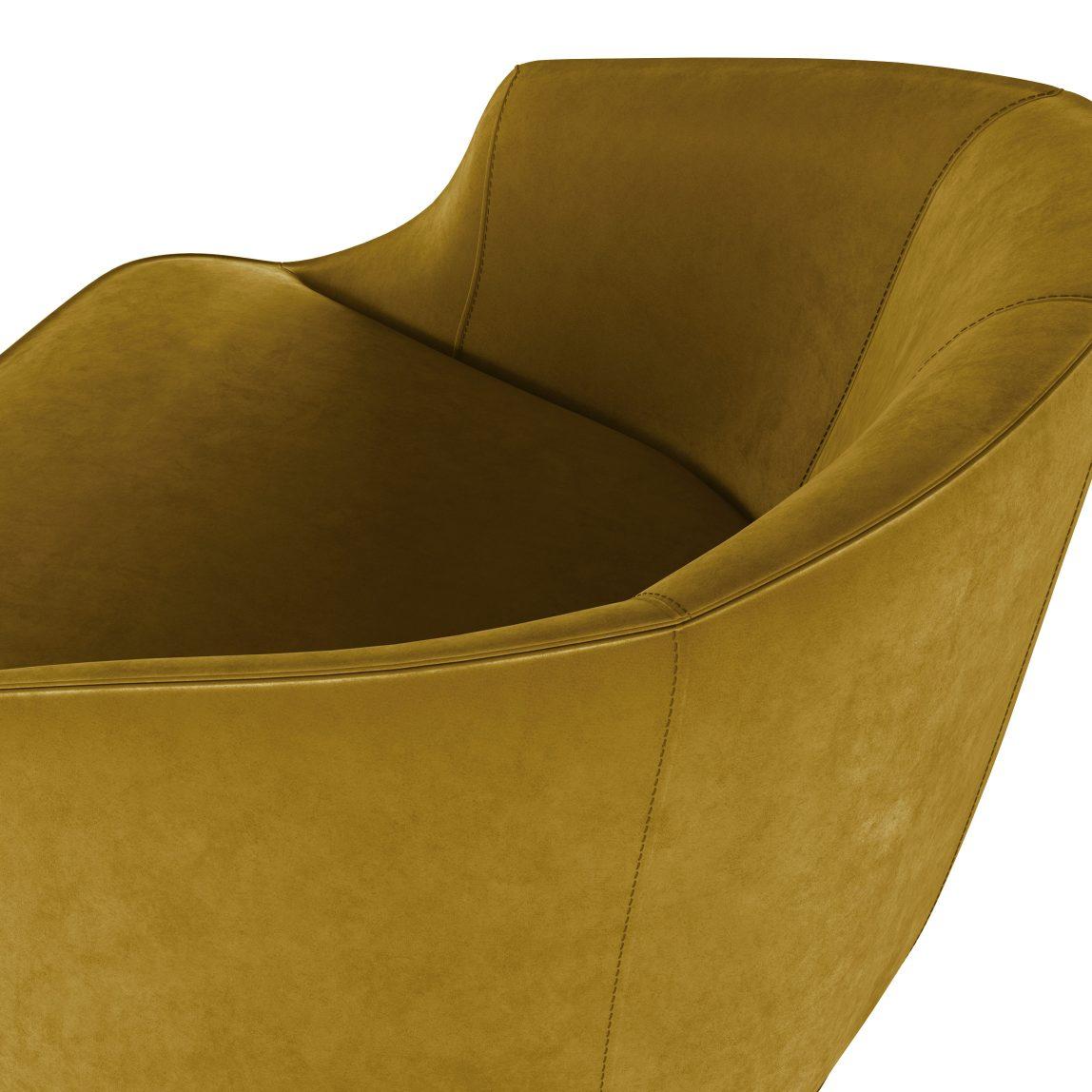 Современное мягкое кресло для отдыха