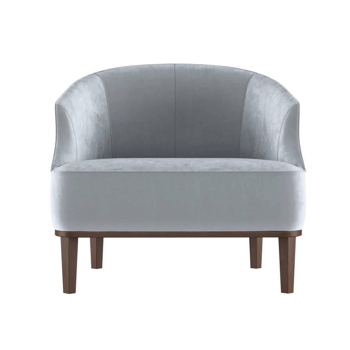 стильное мягкое кресло