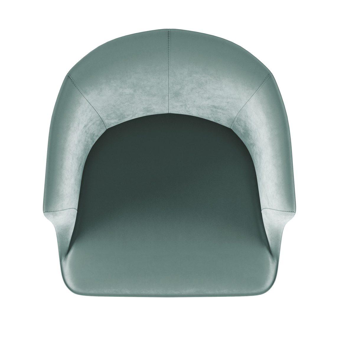 ар-деко кресло