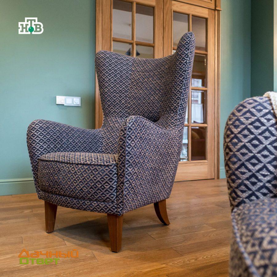 кресло в современном стиле