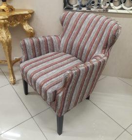 Ардеко кресло в ткани