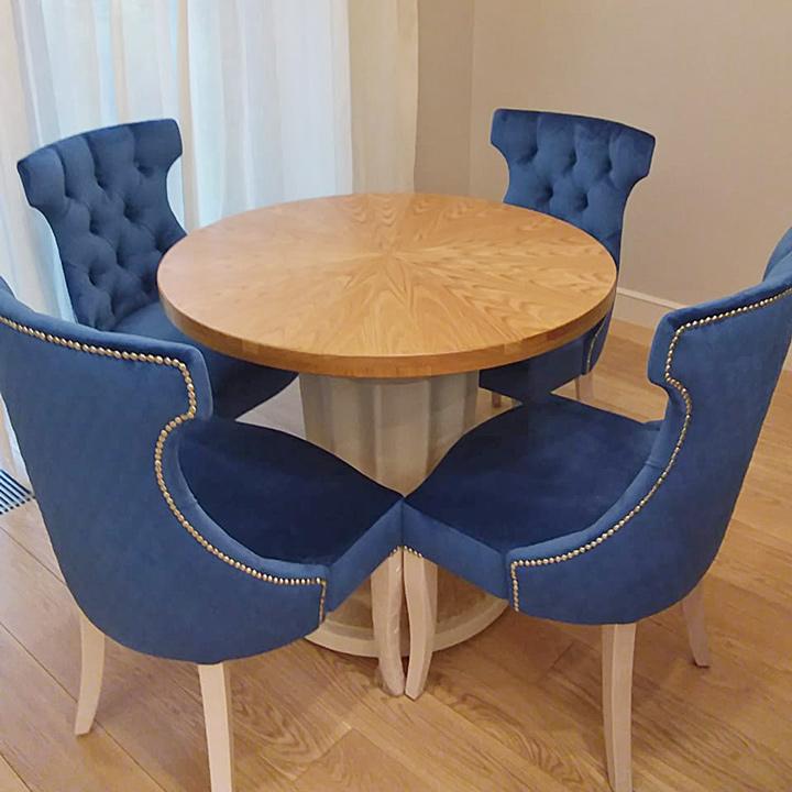 ар-деко мягкие стулья