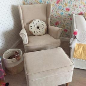 Кресло с банкеткой Торн