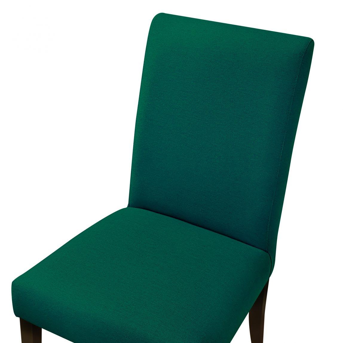 обеденный стул Пикас со слегка наклонной спинкой