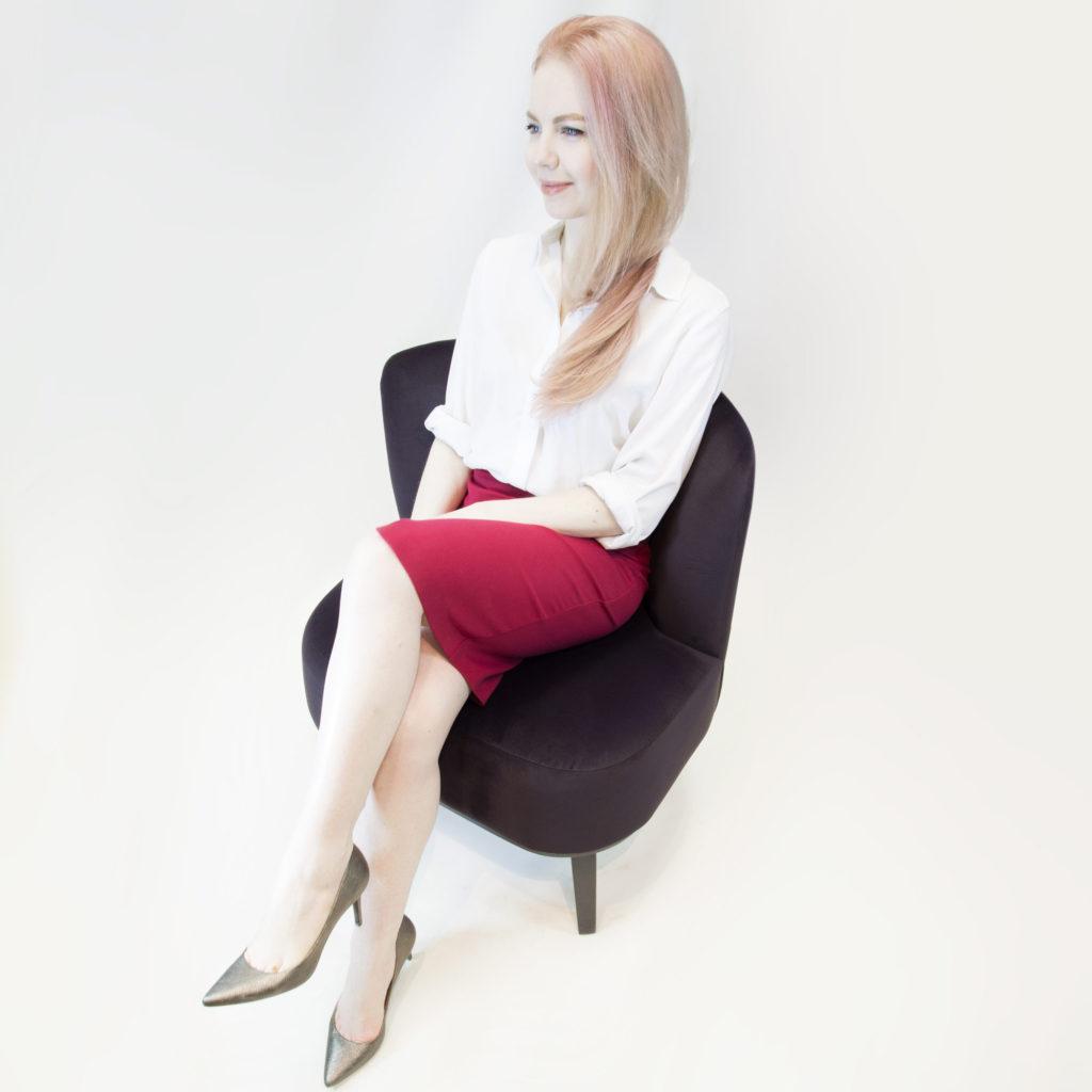 Кресло для дома небольших размеров