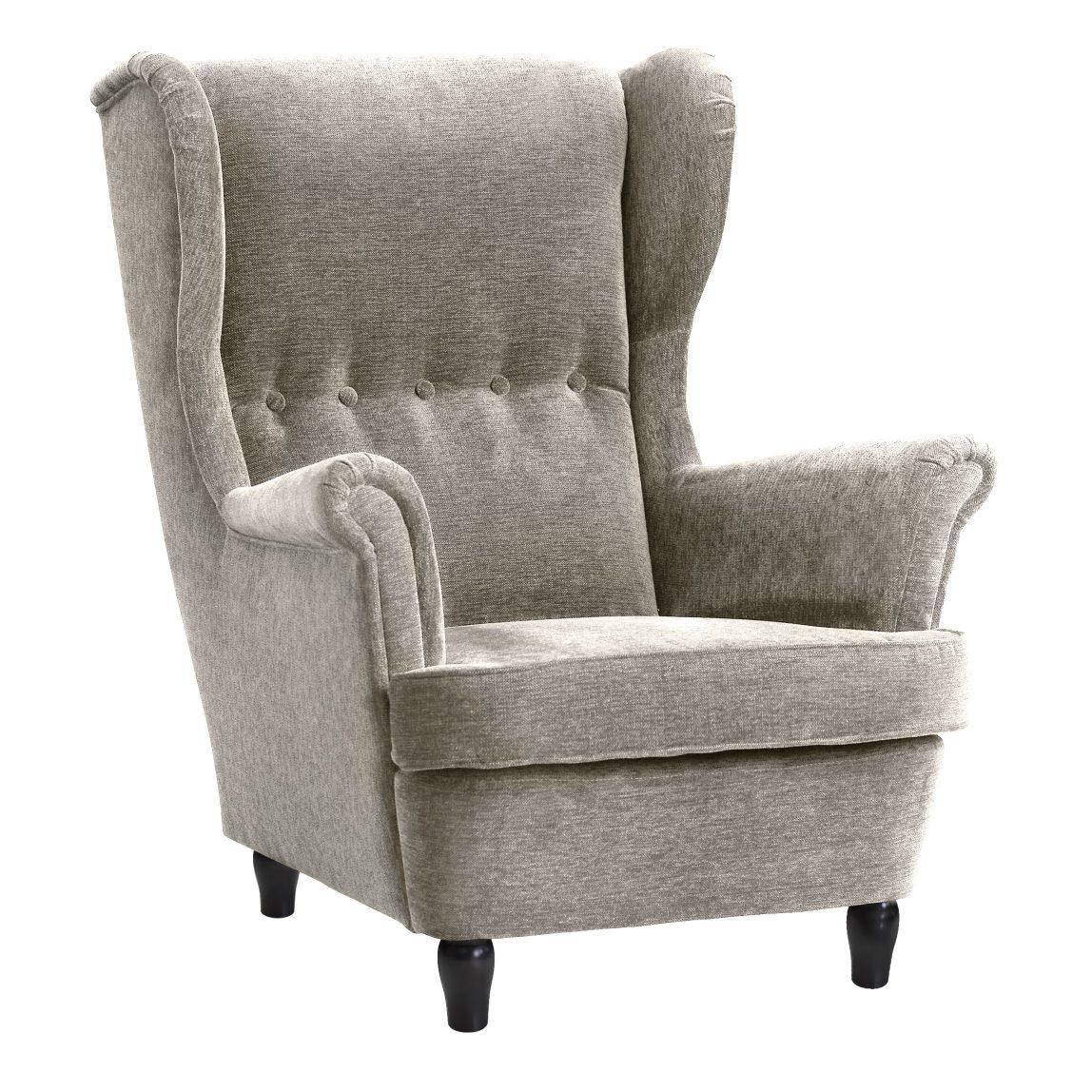 Кресло с высокой спинкой Тор