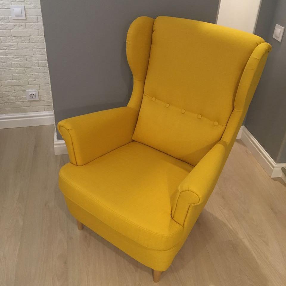 желтый страндмон