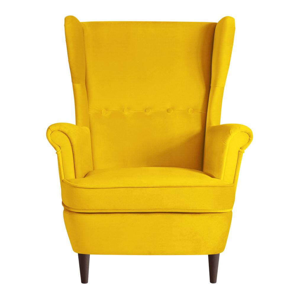 кресло с высокой спинкой для отдыха