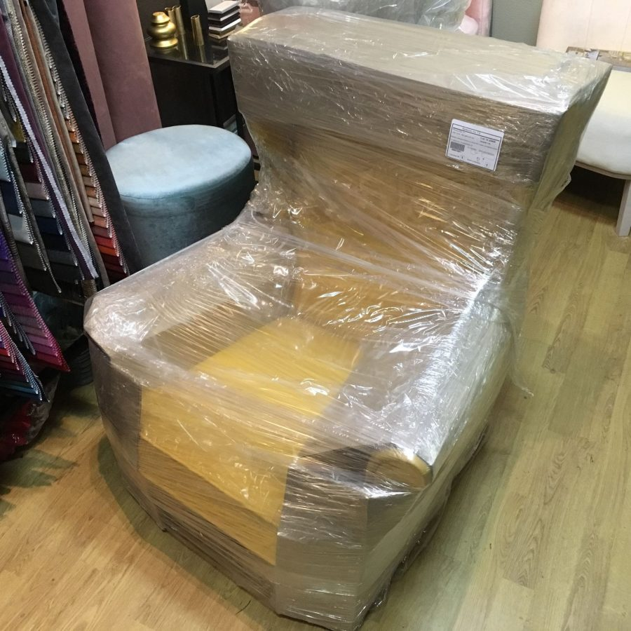 упаковка кресла