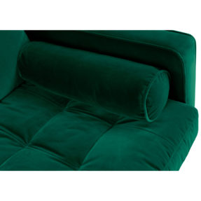 мягкий зеленый диван