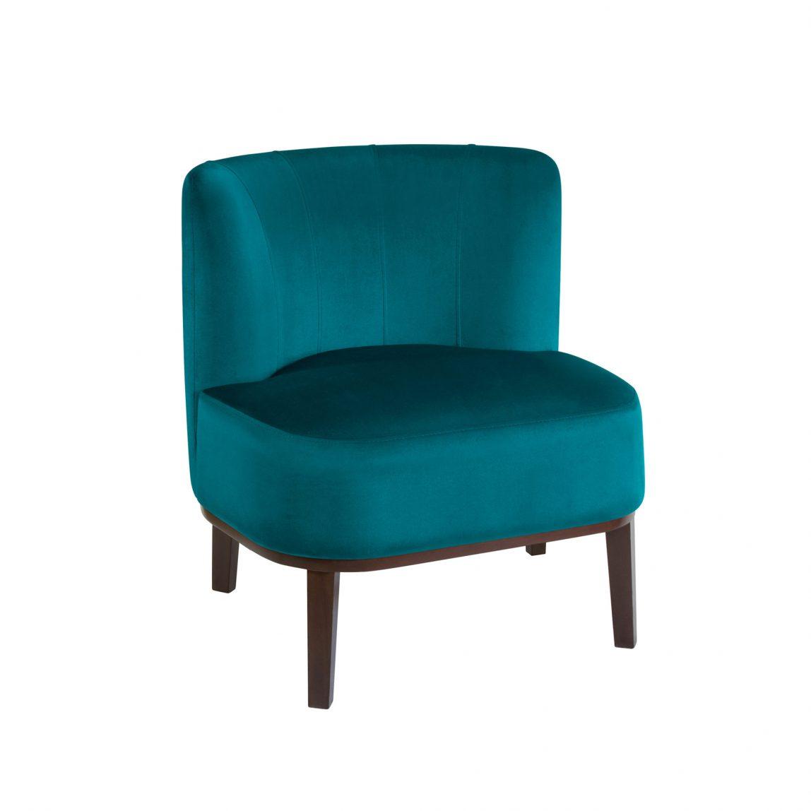 Маленькое акцентное кресло Марк