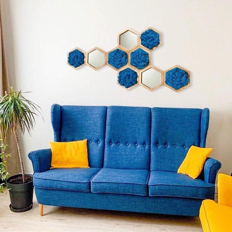 скандинавская модель дивана Торн