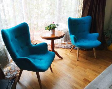 contuor кресло скандинавский стиль
