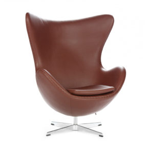 Дизайнерская мягкая мебель на заказ кресло-яйцо
