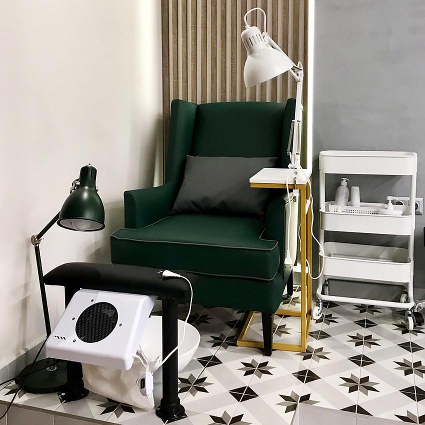 кресло Харви в салоне красоты