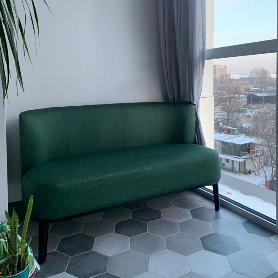 Лавсит диван маленький на заказ