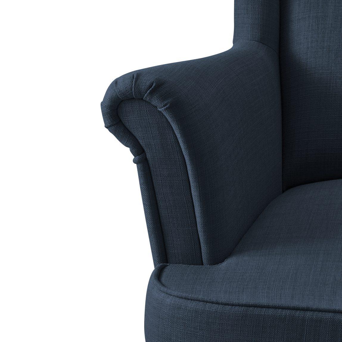 Комфортное кресло с подлокотниками ikea икея