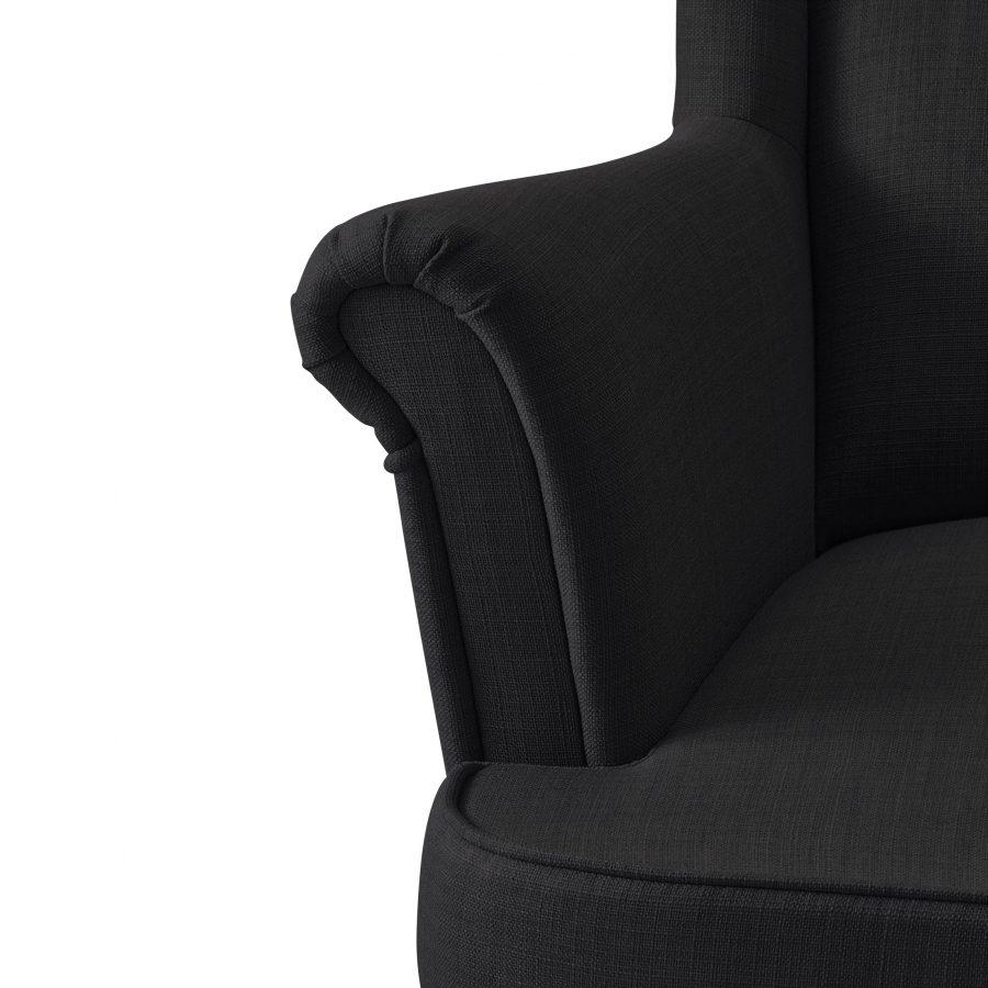 Кресло с подлокотниками икеа ikea