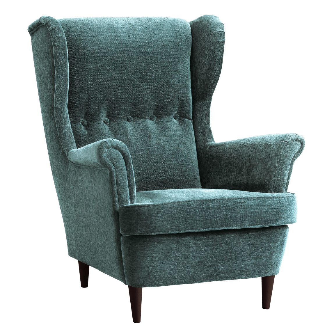 Скандинавское мягкое кресло Торн