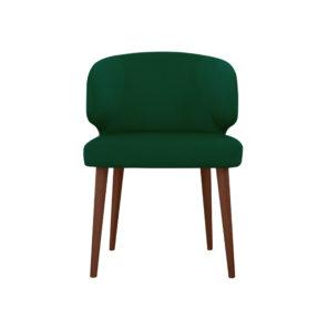 современный стул с подлокотниками