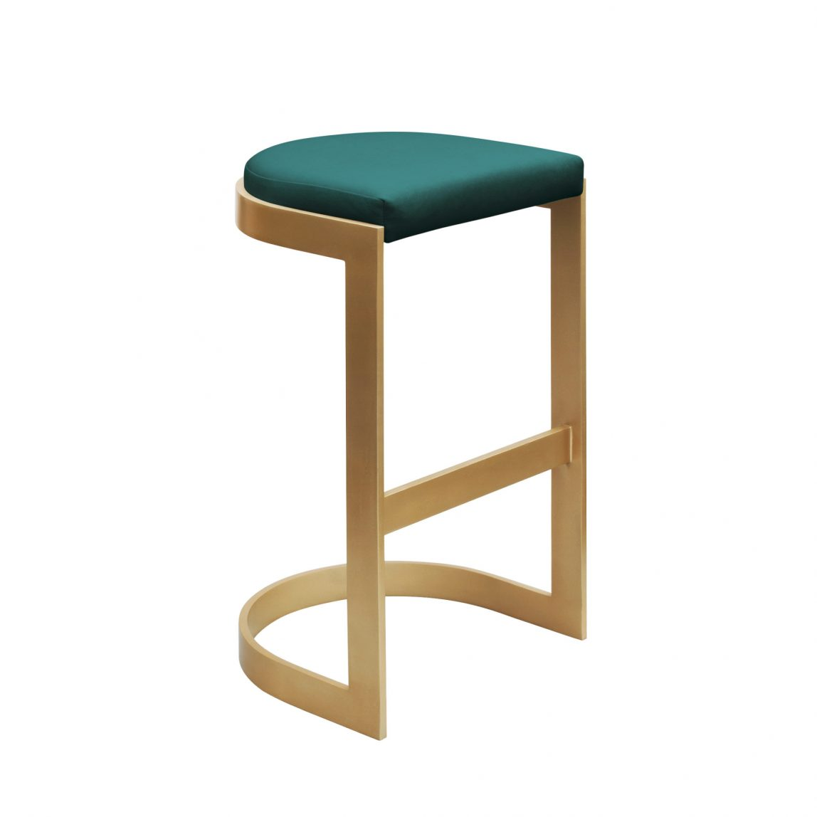 Барный металлический стул Джей