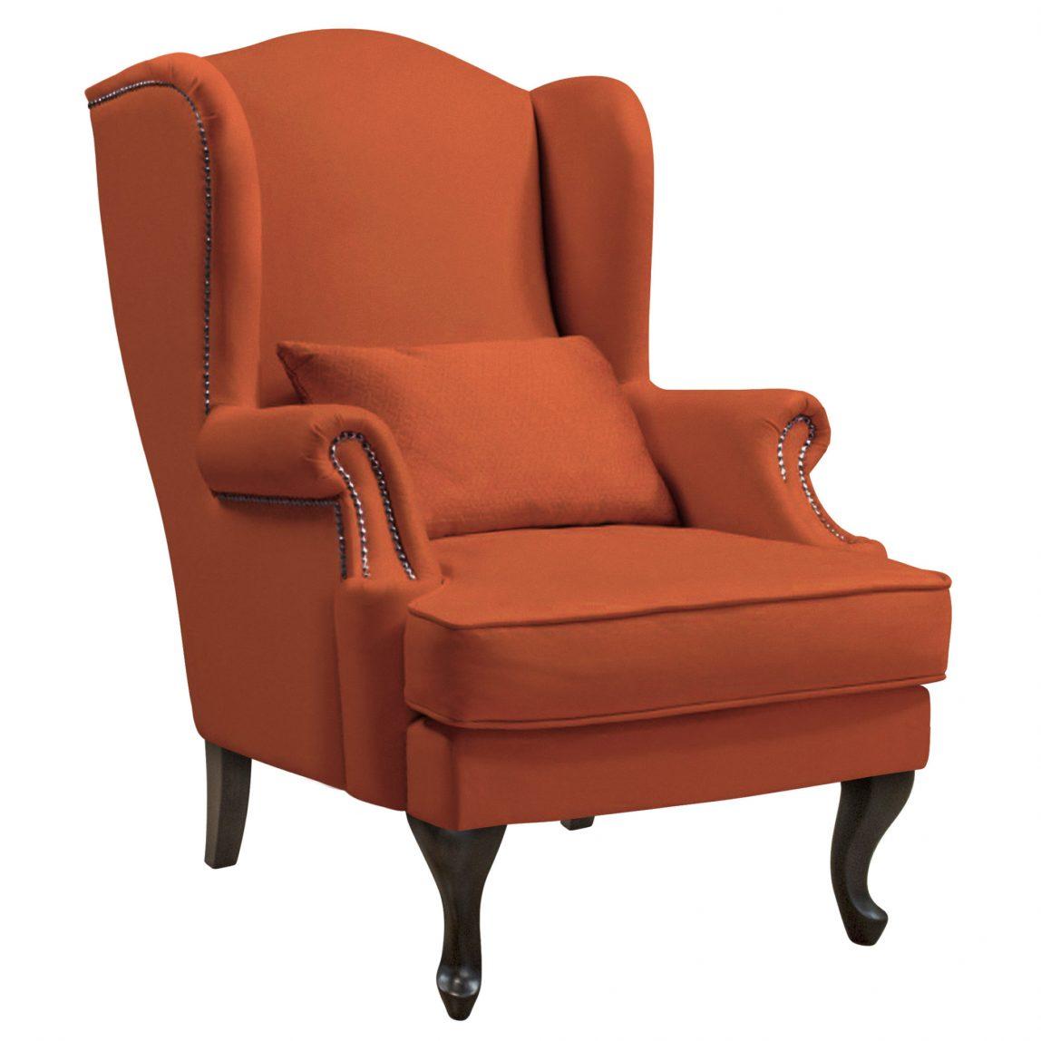 Английское кресло с ушами Ричард