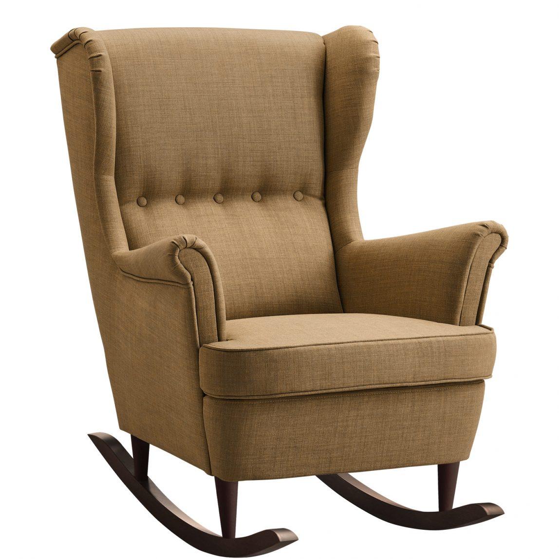 Высокое кресло-качалка
