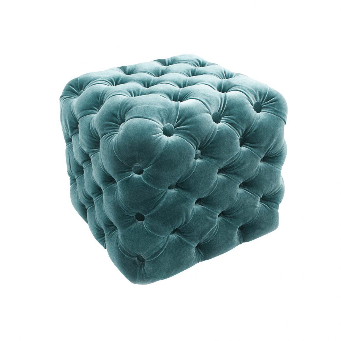 Кубический пуфик