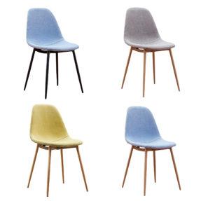 скандинавия стул металл