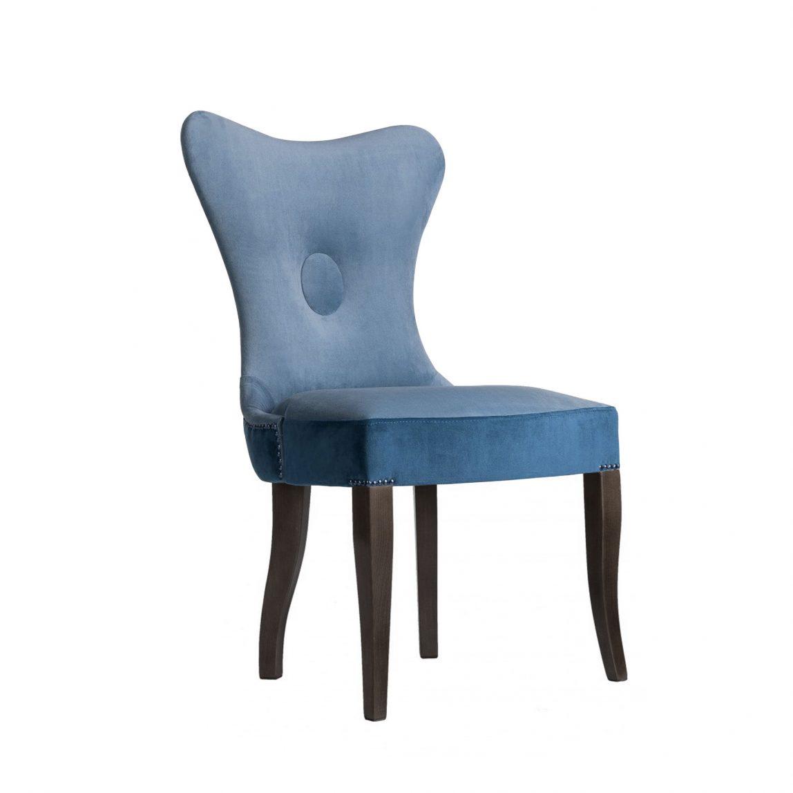 Мягкий обеденный стул Орфей