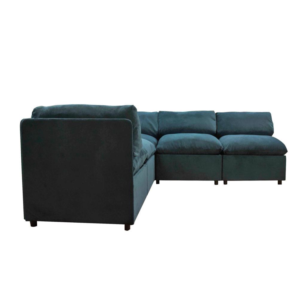 диван угловой модульный