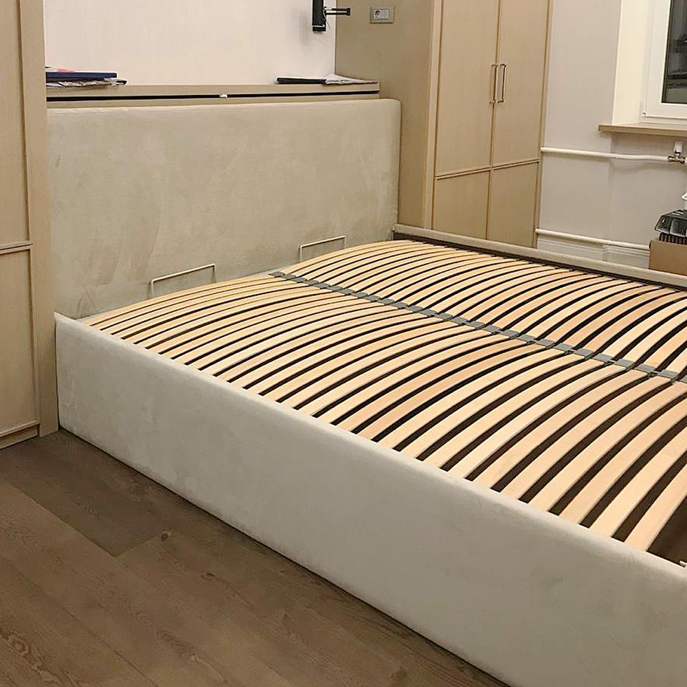 кровать по размерам заказчика