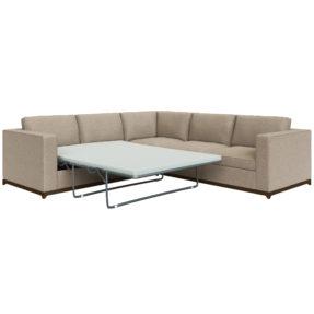 Большой раскладной модульный диван