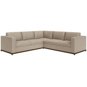 Угловой большой диван на заказ