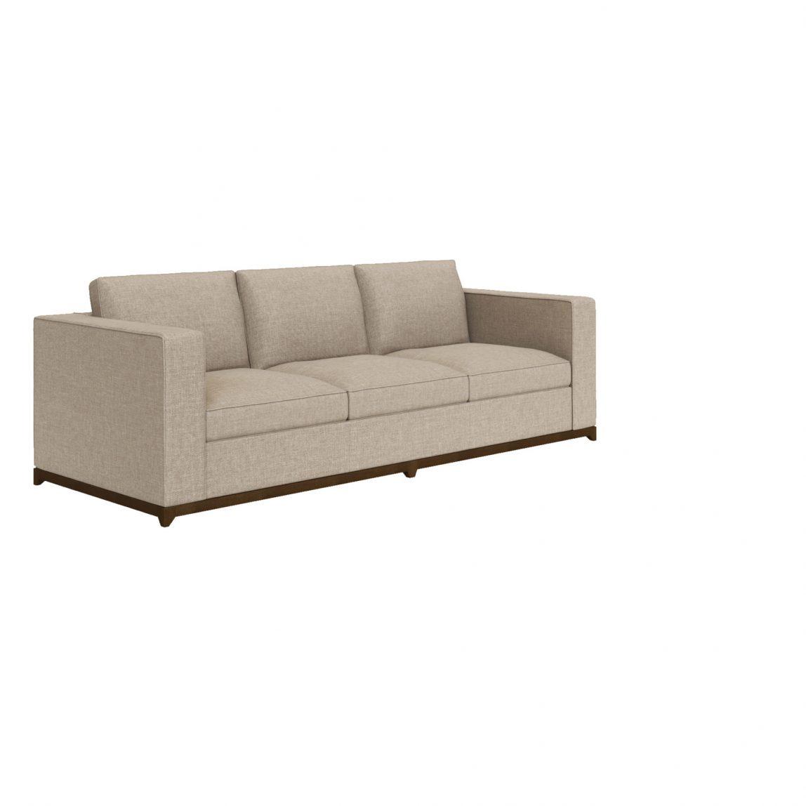 Трехместный раскладной диван Стив