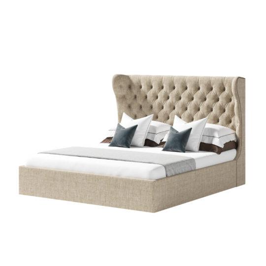LAVSIT_Gilbert_american_vintage_double-bed_krovat_rogozhka_axon_beige_01