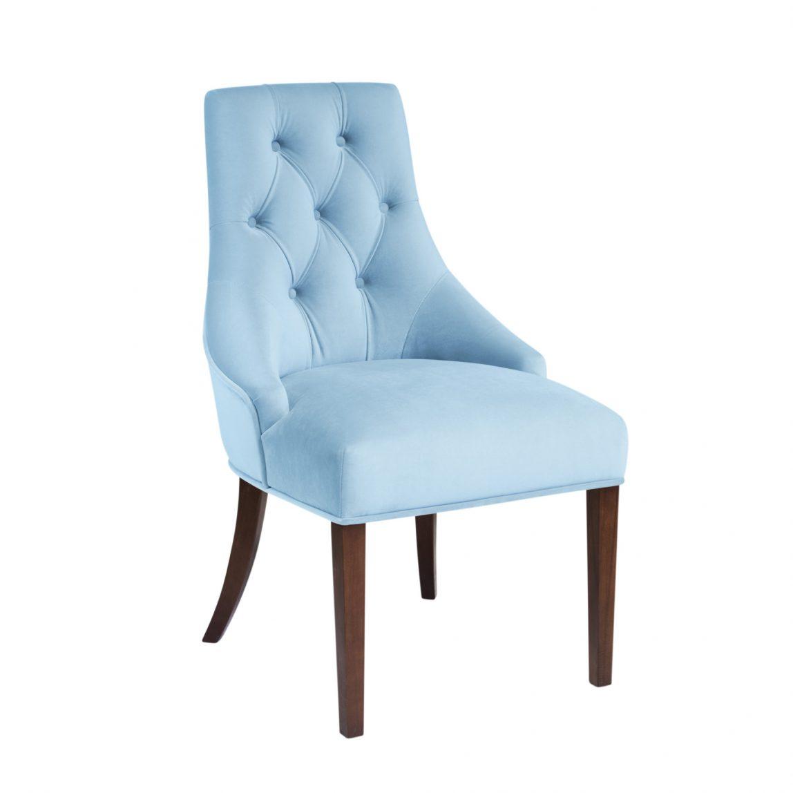 Мягкий стул в стиле Арт-деко Жорж