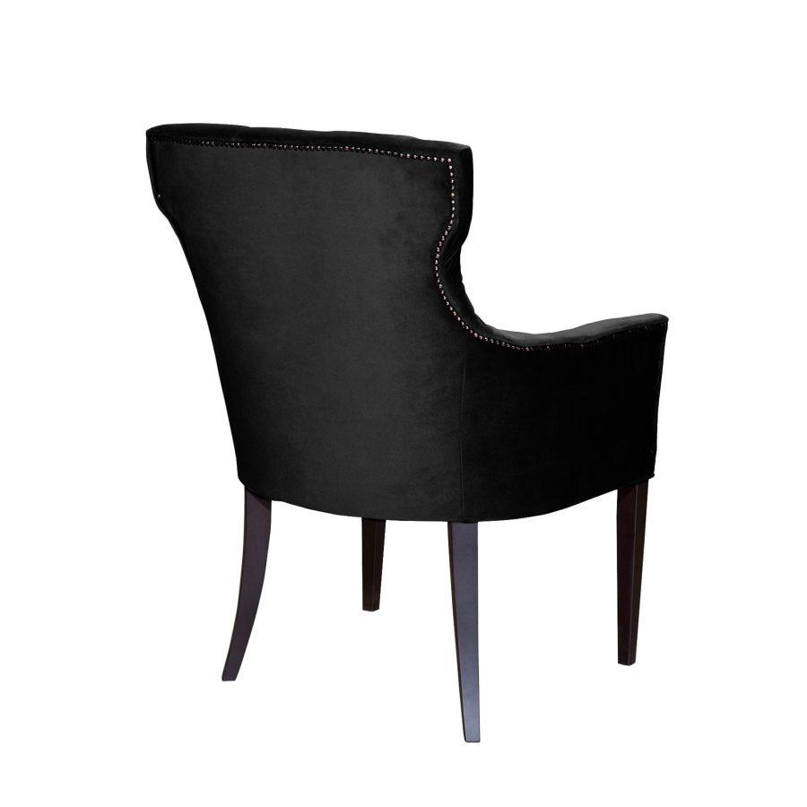 мягкий стул с подлокотниками