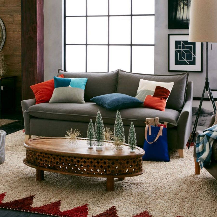Современный диван Бьорн в интерьере