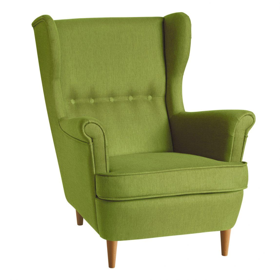 Скандинавское мягкое кресло «Торн»